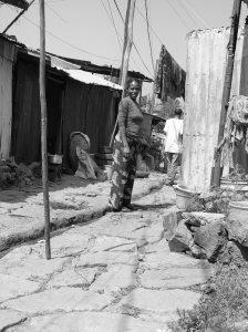 I Addis Abeba, Etiopia, 2009.