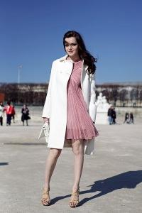 Stilsikker og elegant, men ikke noe for en kald vinterdag... Foto:Team Peter Stigter